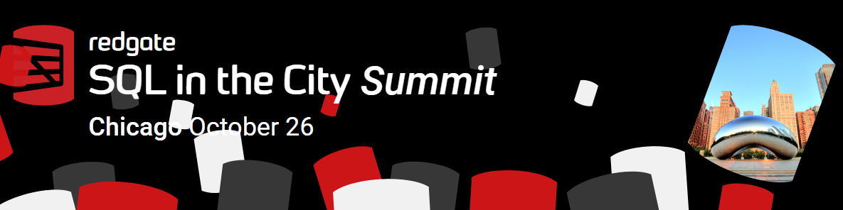 Red-Gate SQL in the City Chicago 2018