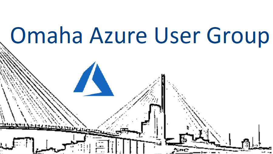 Presenting at Omaha Azure User Group this Wednesday