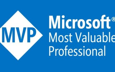Renewed as Microsoft MVP for 2020-2021